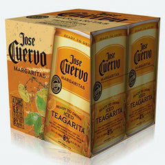 Jose Cuervo Iced TeaGarita Ready To Drink (4pk 200ml btls)