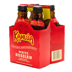 Kahlua White Russian (4pk 200ml btls)