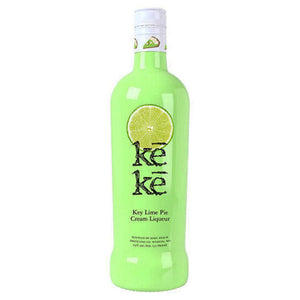 KeKe Beach Key Lime Cream Liqueur (750ml)