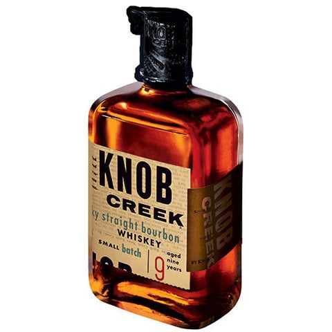 Knob Creek 9 Year Kentucky Straight Bourbon Whiskey (750ml)