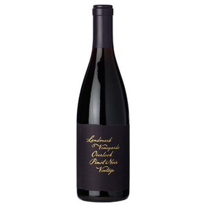 Landmark Overlook Pinot Noir, California, 2015 (750ml)