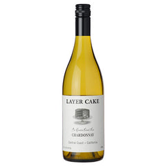 Layer Cake Chardonnay, Central Coast, California, 2012 (750ml)