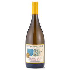 Left Coast Cellars 'Truffle Hill', Willamette Valley, Oregon, Chardonnay, 2014 (750ml)
