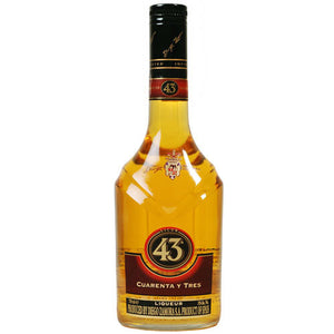 Licor 43 Cuarenta Y Tres (750ml)