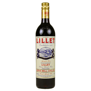 Lillet Rouge Red Vermouth, France (750ml)