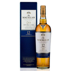Macallan Double Cask 12 Year Old Highland Single Malt Scotch Whisky (750ml)