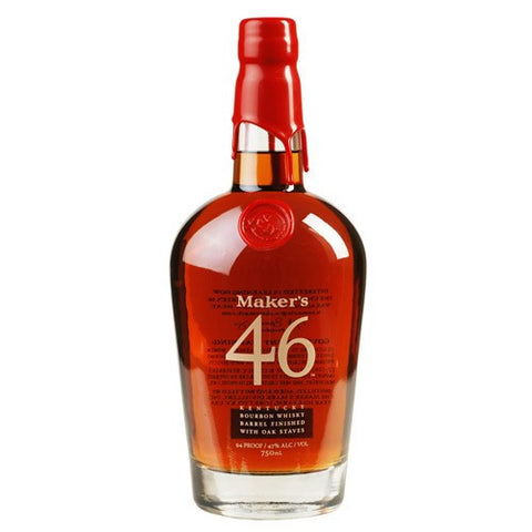 Makers Mark 46 Kentucky Bourbon Whisky (750ml)