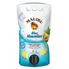 Malibu Cocktails Blue Hawaiian Ready To Drink (1.75L)