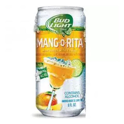 Bud Light Lime Mang-o-Rita (12pk 8oz cans)