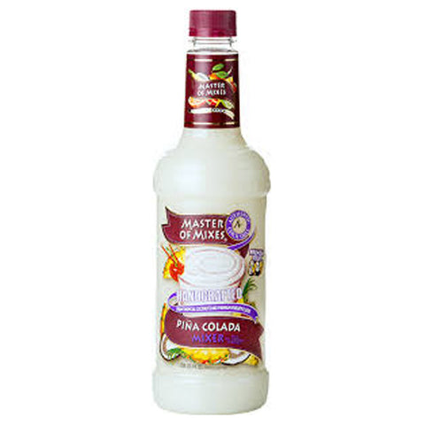 Master of Mixes Piña Colada Mix (non-alcoholic 1L)