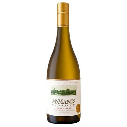 McManis Chardonnay, River Junction, CA, 2018 (750ml)