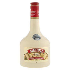 Merry's White Chocolate Liqueur (750ml)