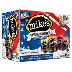 Mikes Hard Lemonade Mikes Flavors Of America Variety (12pk 12oz cans)