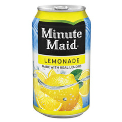 Minute Maid Lemonade (12pk 12oz cans)