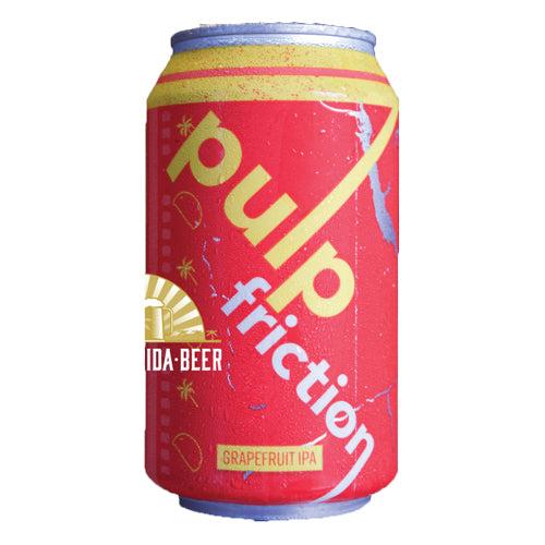 Motorwoks Brewing Pulp Friction Grapefruit IPA (6pk 12oz cans)