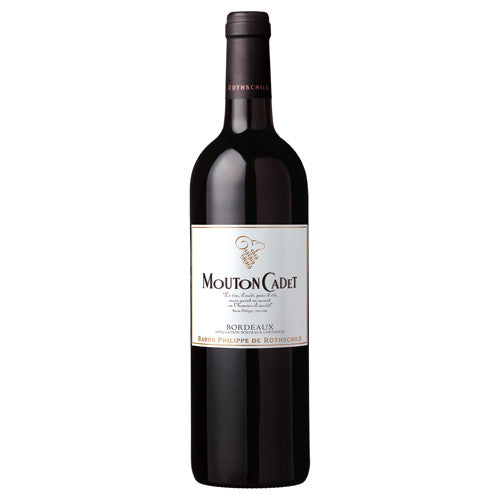 Baron Philippe de Rothschild Mouton Cadet Red, Bordeaux, France, 2016 (750ml)