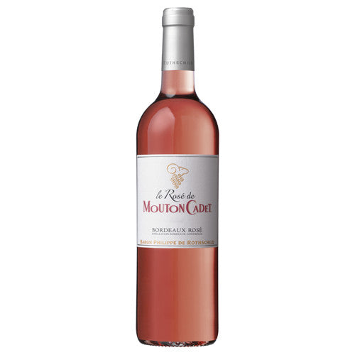 Baron Philippe de Rothschild Mouton Cadet Rose, Bordeaux, France, 2017 (750ml)