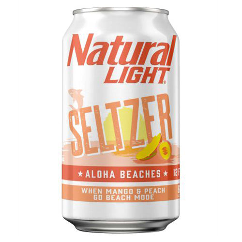 Natural Light Seltzer Variety (12pk 12oz cans)