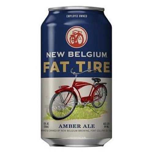 Fat Tire Amber Ale 12pk 12oz Cans