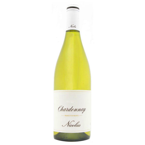 Nicolas Wines Chardonnay, France, 2013 (750ml)