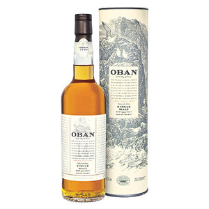 Oban 14 Year Single Malt Scotch (750ml)