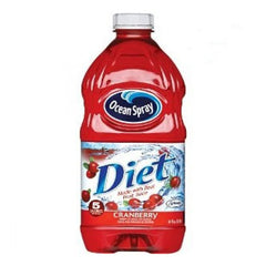 Ocean Spray Diet Cranberry (64 oz)