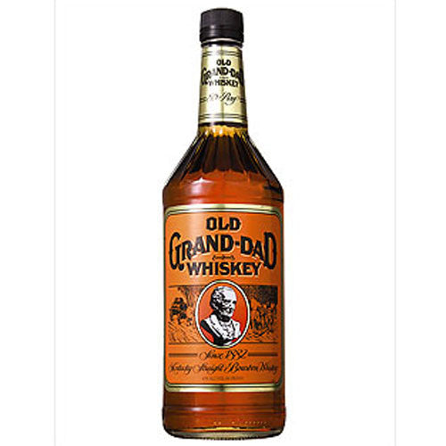 Old Grand-Dad 80 Proof Kentucky Straight Bourbon Whiskey 750ml