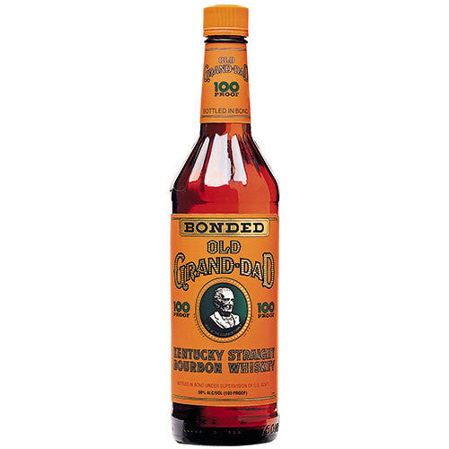 Old Grand-Dad 100 Proof Kentucky Straight Bourbon Whiskey (750ml)