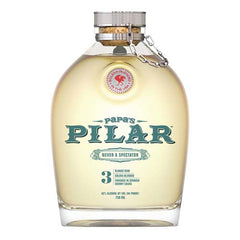 Papas Pilar Blonde Rum 750ml