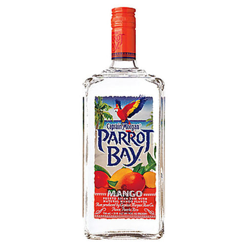 Captain Morgan Parrot Bay Mango Rum 750ml