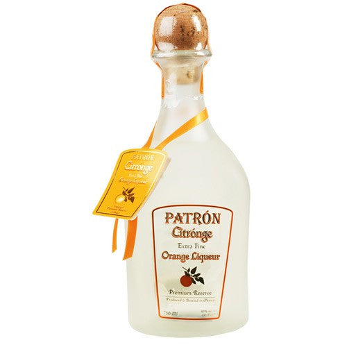 Patron Citronge Extra Fine Orange Liqueur (750ml)