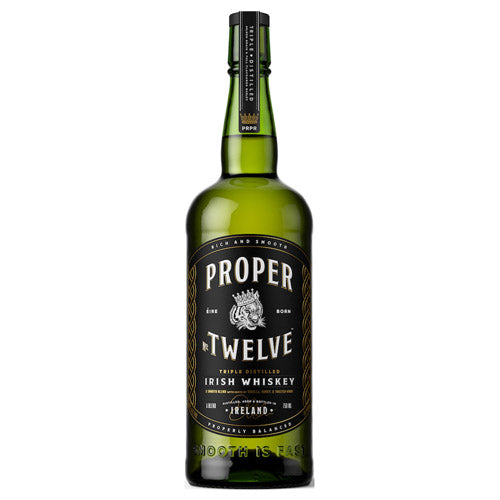 Proper No. Twelve Irish Whiskey (750ml)