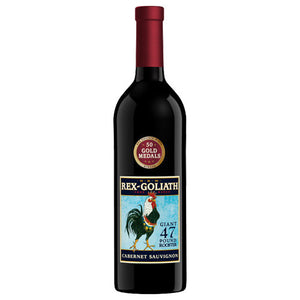 Rex Goliath Cabernet Sauvignon, California, NV (750ml)