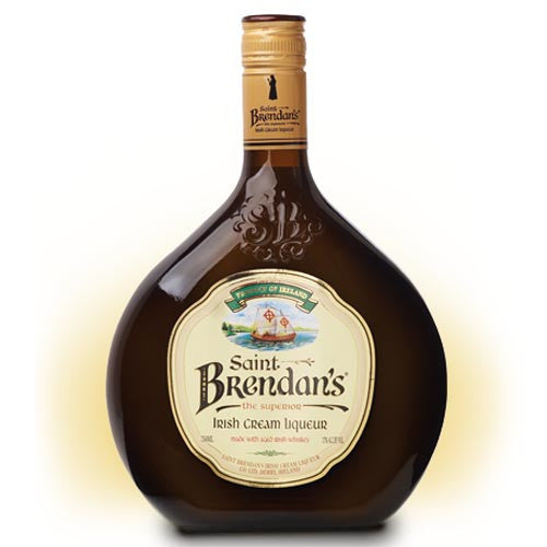 Saint Brendan's Irish Cream Liqueur (750ml)
