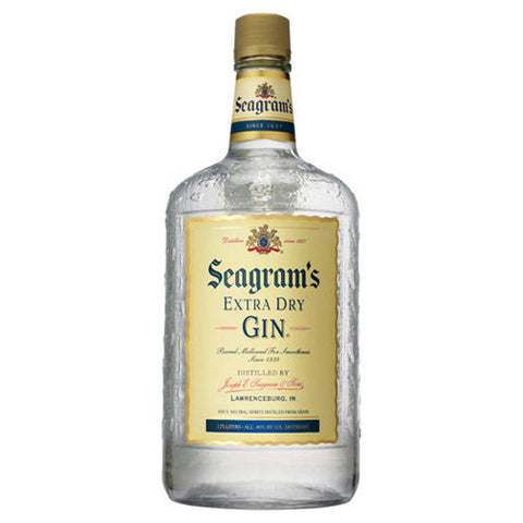 Seagrams Gin Extra Dry (1.75L)