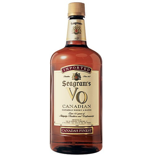 Seagrams VO Canadian Whisky (1.75L)