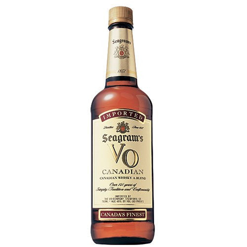 Seagrams VO Canadian Whisky (750ml)
