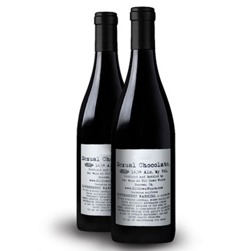 "Slo Down Wines ""Sexual Chocolate"" California, 2016 (750ml)"