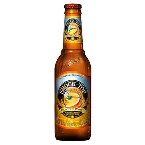 Shock Top Belgian White (6pk 12oz btls)