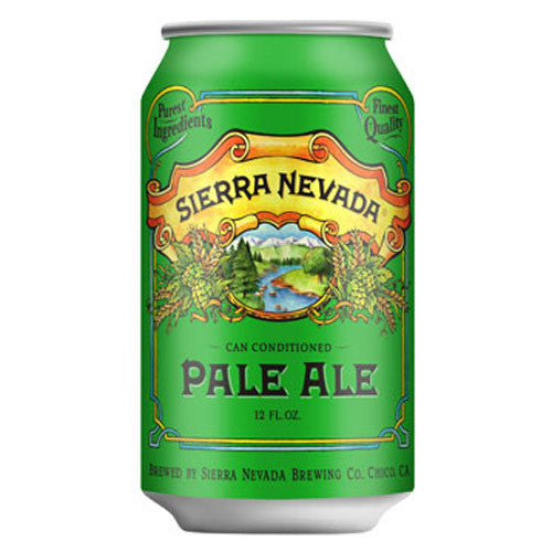 Sierra Nevada Pale Ale (12pk 12oz cans)