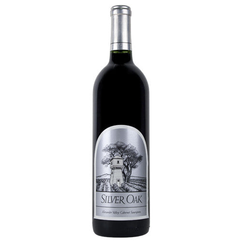 Silver Oak Alexander Valley Cabernet Sauvignon, Sonoma County, California, 2014 (750ml)