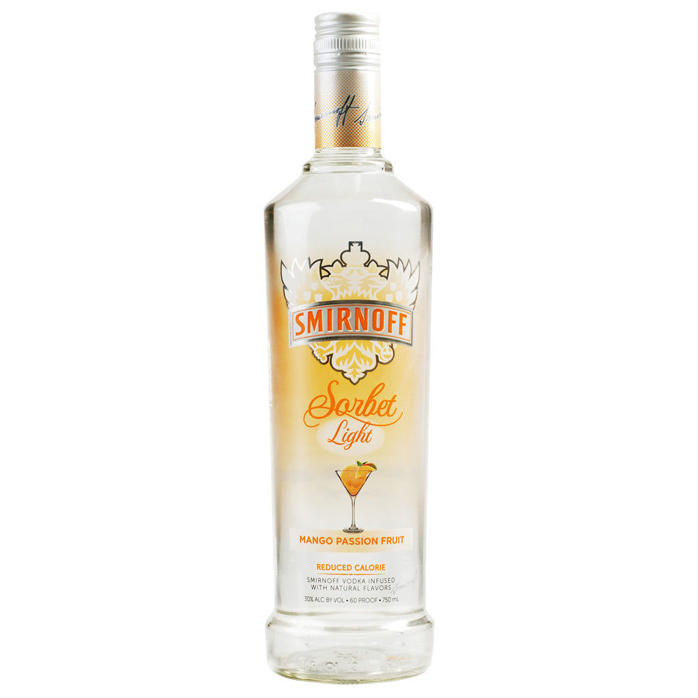 Smirnoff Sorbet Mango Passion Fruit (750ml)