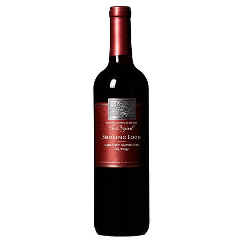 Smoking Loon Cabernet Sauvignon, California, 2014 (750ml)