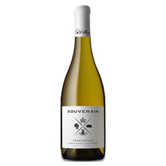 Souverain Chardonnay, North Coast, California, 2012 (750ml)