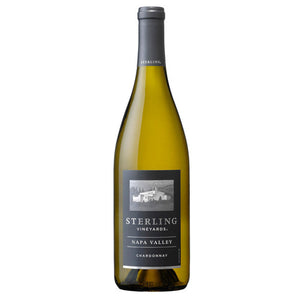Sterling Vineyards Chardonnay, Napa Valley, CA 2018 750ml)