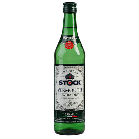 Stock Extra Dry Vermouth 750ml