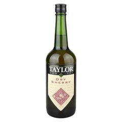 Taylor Dry Sherry, Finger Lakes, NY (750ml)