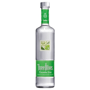 Three Olives Cucumber Lime Vodka (750ml)