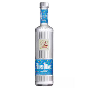 Three Olives Cake Vodka (750ml)