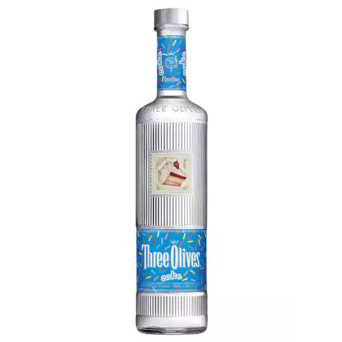 Three Olives Cake Vodka 750ml